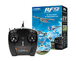 RealFlight - RF9 Flight Simulator with Spektrum Controller