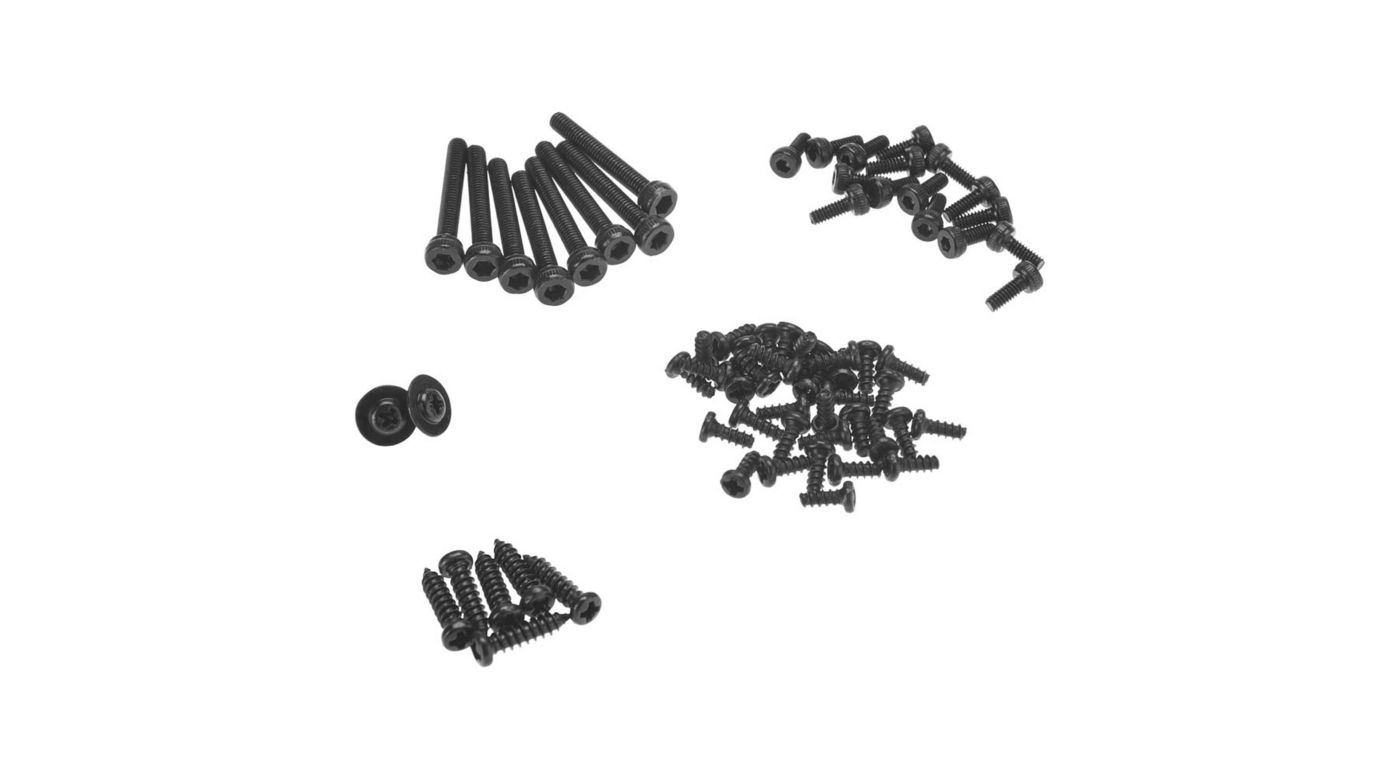 Image for Screw Set Vusion 250 Race Quad from HorizonHobby