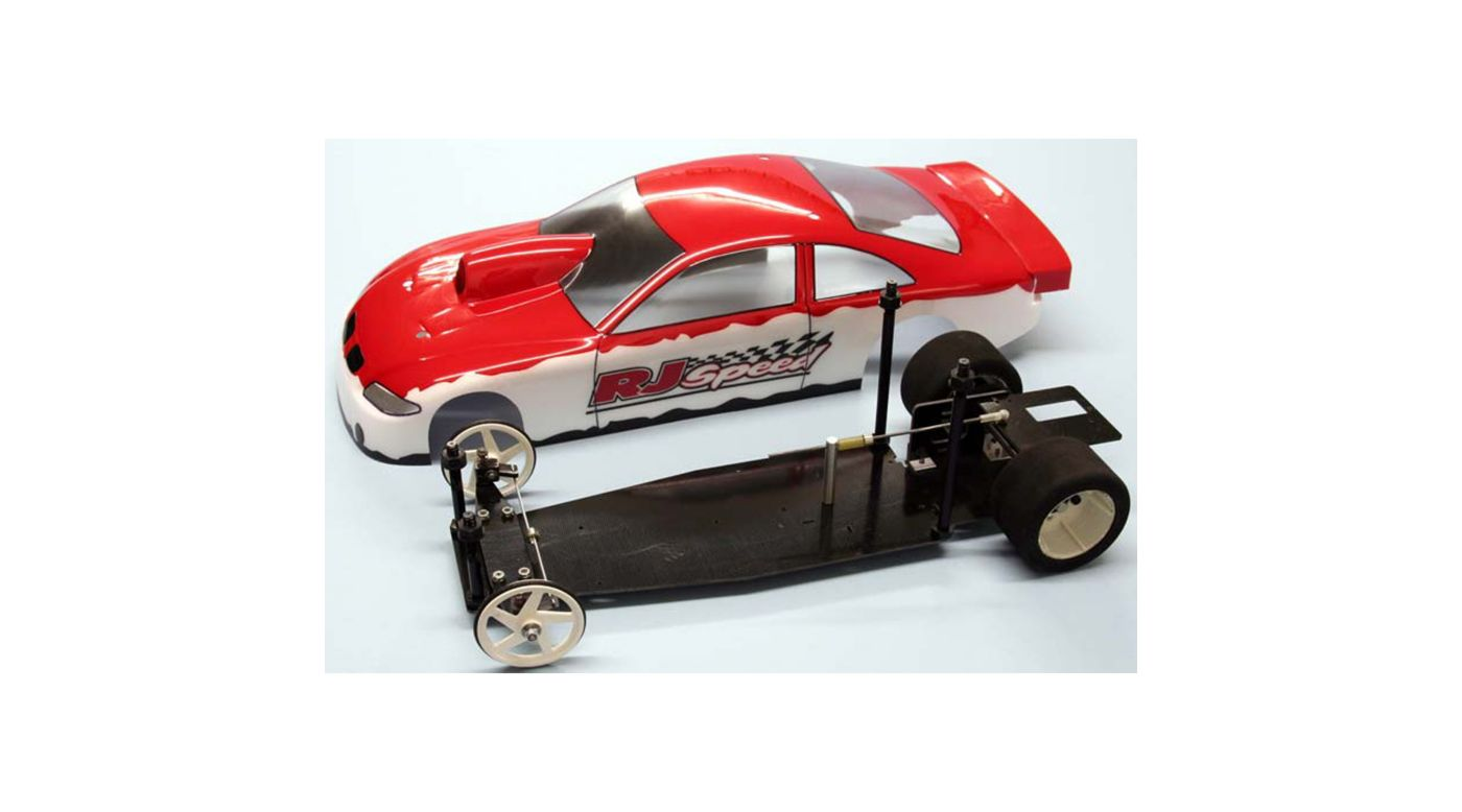 Image for 1/10 Electric Pro Stock Dragster Kit, 11