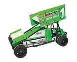 RJ Speed - 1/10 Electric Outlaw Sprint Car Kit