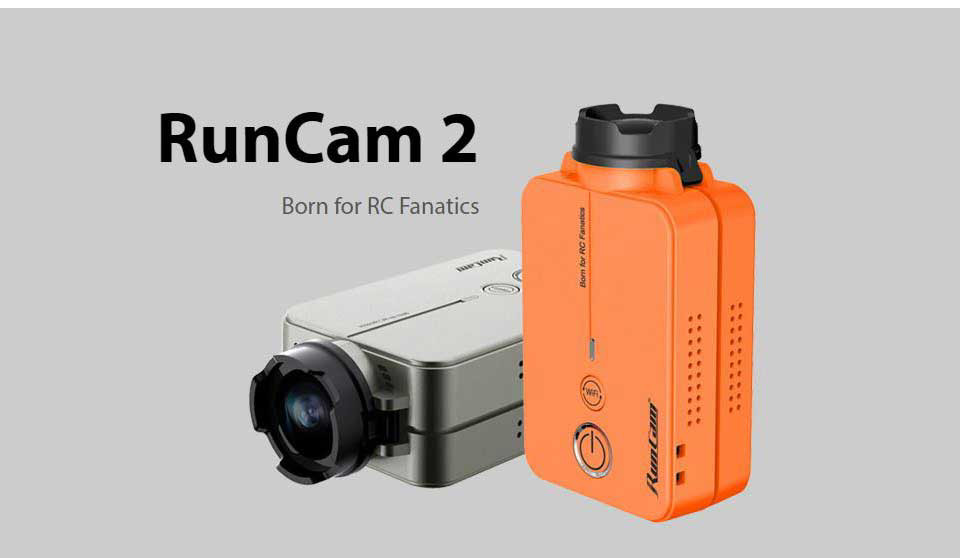 RunCam FPV camera RunCam2