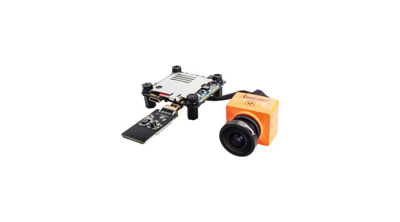 Image for Split 2 FPV HD Camera with RC25G Lens from HorizonHobby