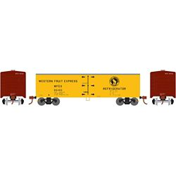 Roundhouse 1569 HO 40' Wood Reefer WFEX/GN #66465