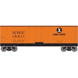 Roundhouse 2259 HO 40' Steel Reefer NRC/IC #16211