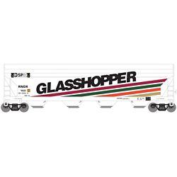 Roundhouse 7202 HO ACF 5250 Centerflow Hopper RNDX Glasshopper #163