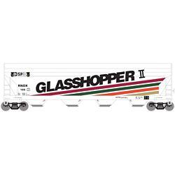Roundhouse 7257 HO ACF 5250 CF Hopper RNDX/Glasshopper II #165