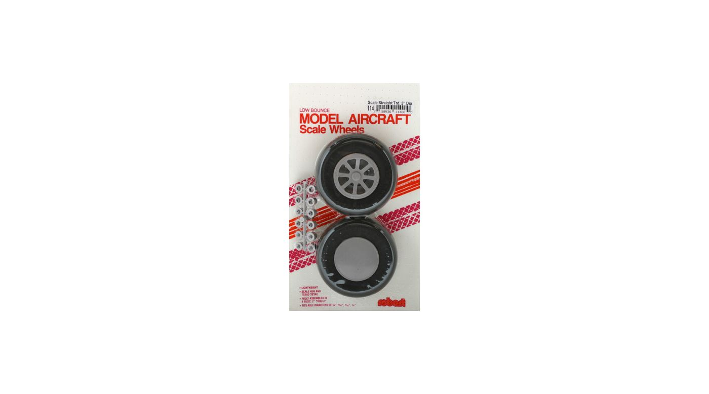 Image for U-300 Scale Wheels, 3