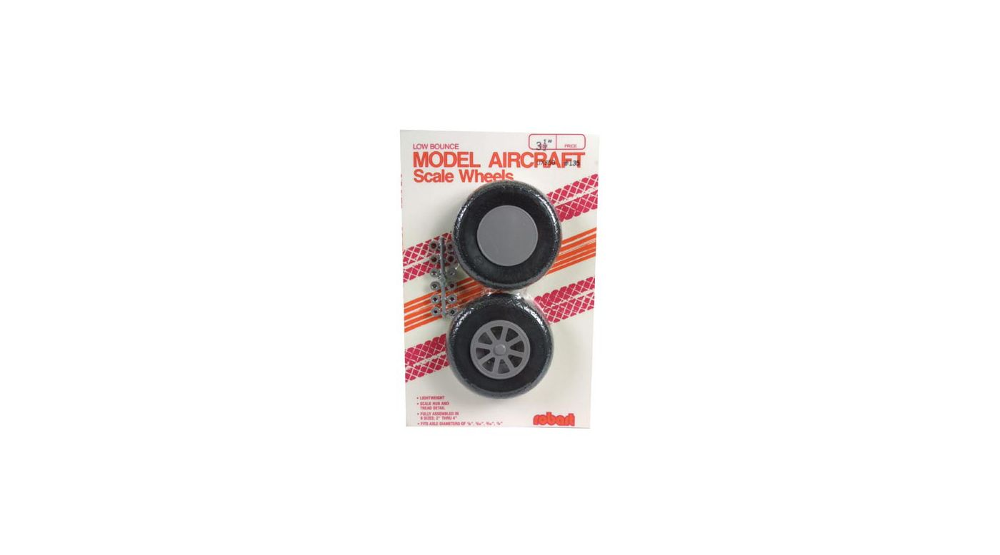 Image for UX350-Scale Diamond Tread Wheels from HorizonHobby