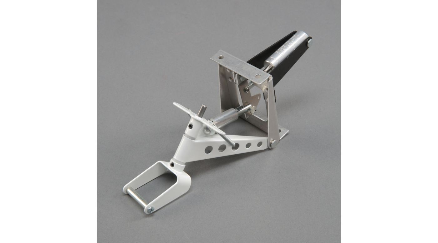 Image for Fork Pneumatic Retract Tailwheel: White TF Hellcat from HorizonHobby