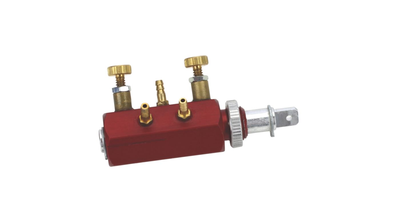 Image for Air Control Valve,Variable (Red) from HorizonHobby