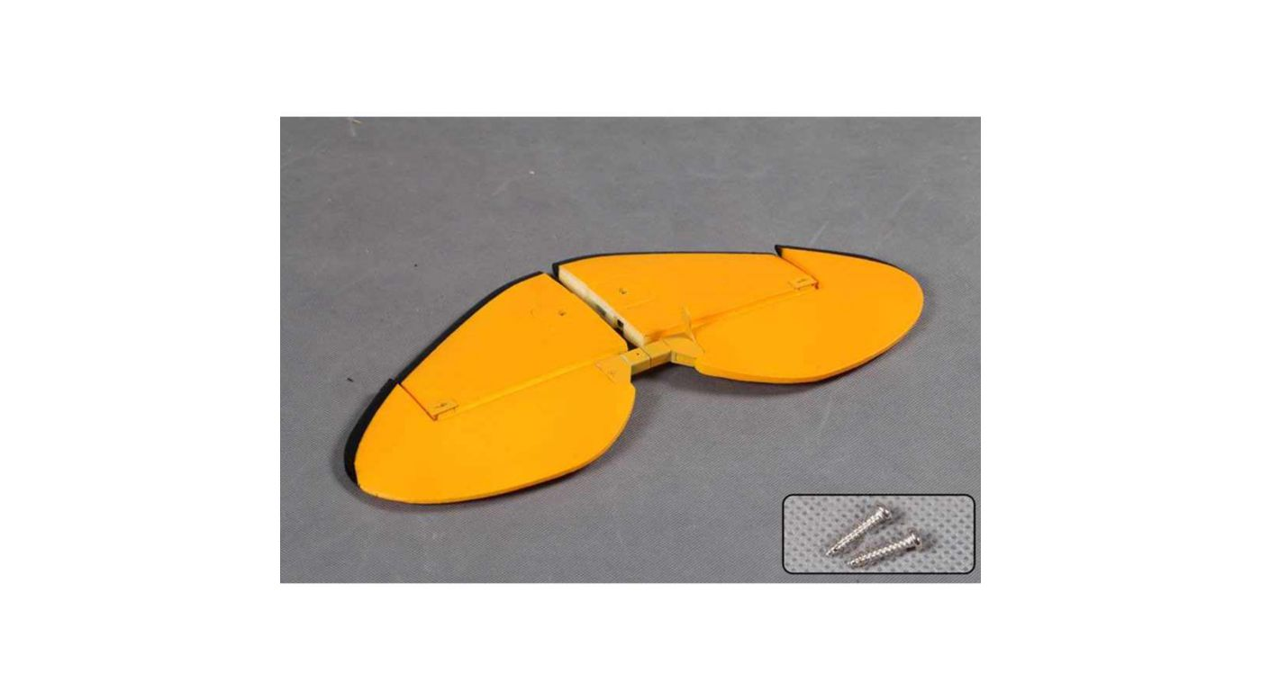 Image for Horizontal Stabilizer: Waco Yellow from HorizonHobby