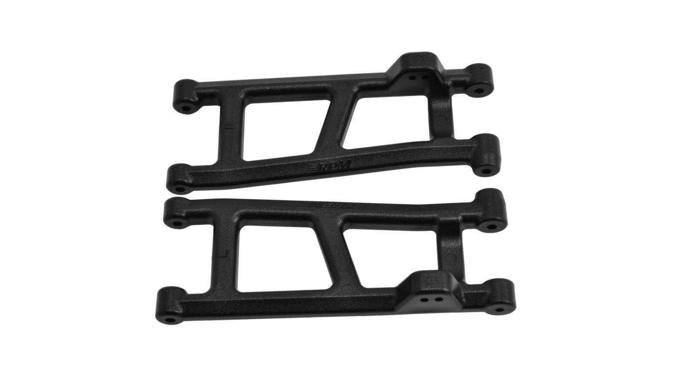 Image for Rear A-arms, Black (2): Torment 2WD, Ruckus 2WD, Circuit 2WD from HorizonHobby