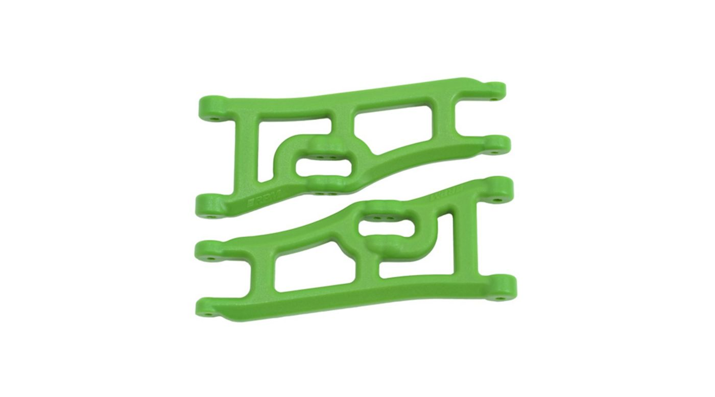 Image for Wide Front A-Arms, Green: Rustler, Stampede 2WD from HorizonHobby
