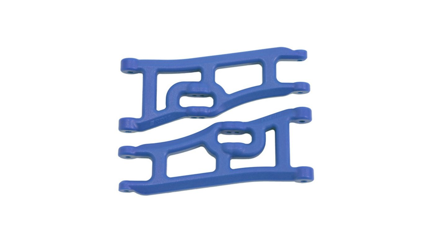 Image for Wide Front A-Arms, Blue: Rustler, Stampede 2WD from HorizonHobby