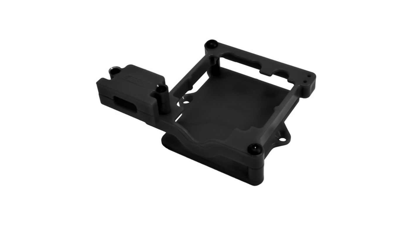 Image for ESC Cage, Black: Sidewinder 3, SLH, ST, RU, BA from HorizonHobby