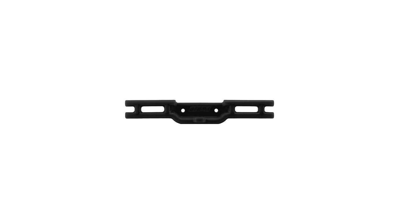 Image for Rear Bumpers, Black: 1/16 ERV from HorizonHobby