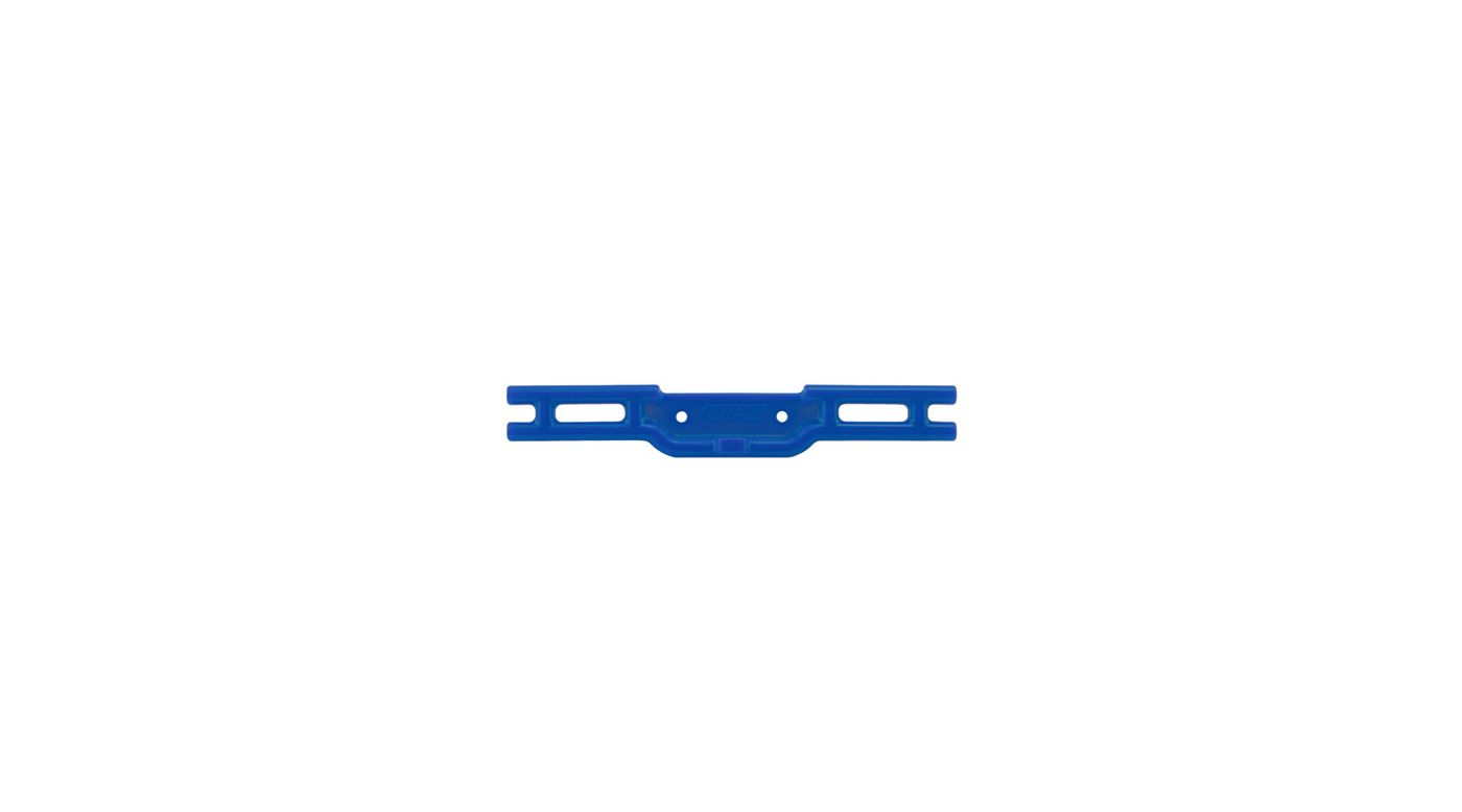 Image for Rear Bumpers, Blue: 1/16 ERV from HorizonHobby