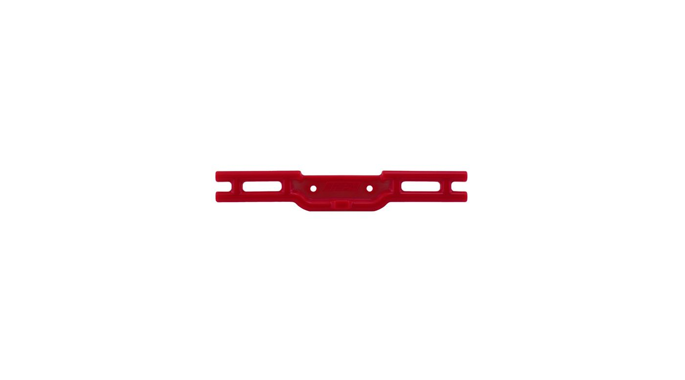 Image for Rear Bumpers, Red: 1/16 ERV from HorizonHobby