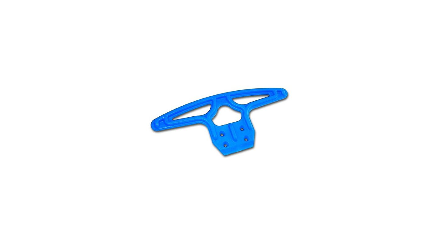Image for Wide Front Bumper, Blue: B4,T4,GT2,CIR,FS from HorizonHobby
