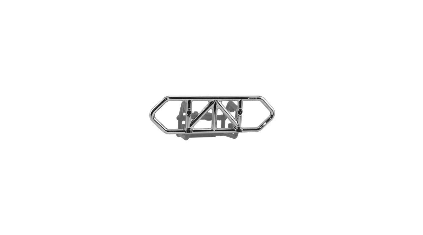 Image for Rear Bumper, Chrome: SLH 4x4 from HorizonHobby