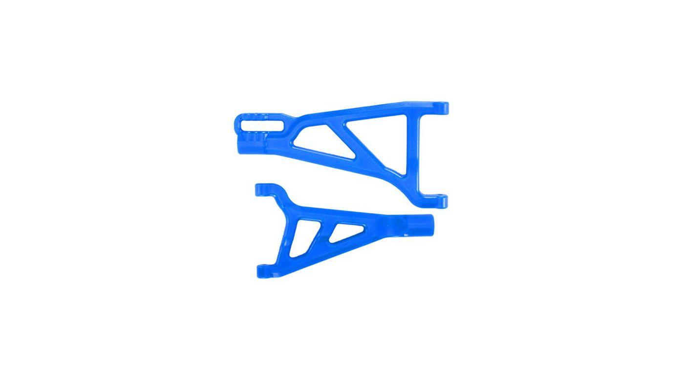 Image for Front A-Arms, Right, Blue: TRA Summit, Revo, E-Revo from HorizonHobby