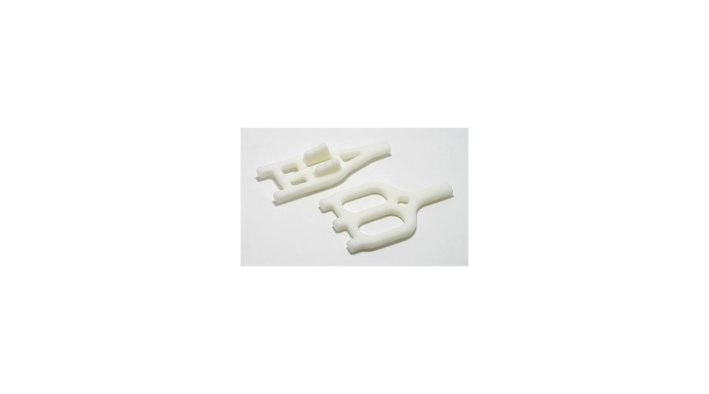 Image for A-Arm, White: TMX 2.5R, 3.3 from HorizonHobby