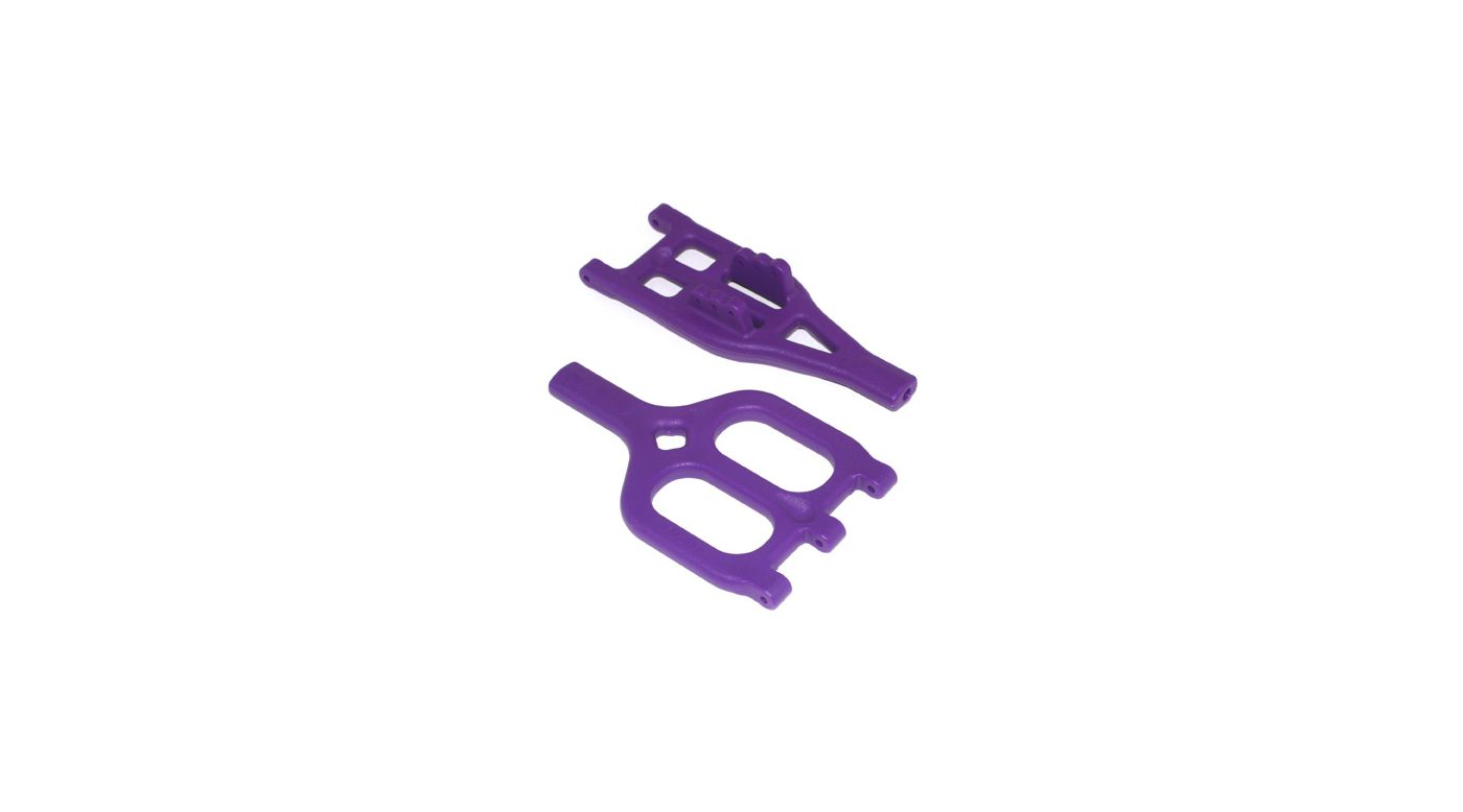 Image for A-Arm, Purple: TMX 2.5R, 3.3 from HorizonHobby