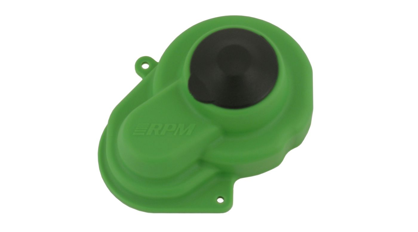 Image for Sealed Gear Cover, Green: SLH 2WD.ST 2WD,Bandit,RU from HorizonHobby