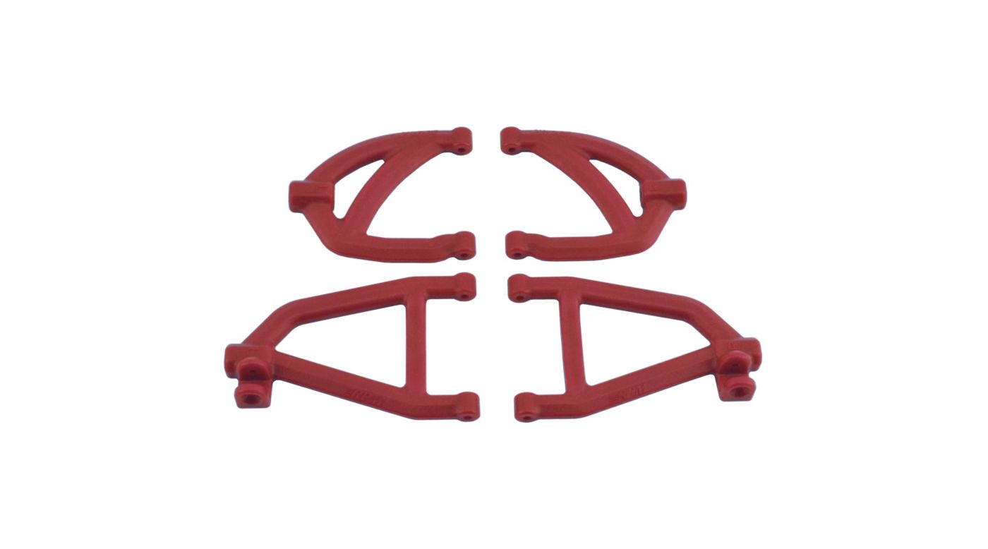 Image for Rear A-Arms, Red: Traxxas 1/16 from HorizonHobby