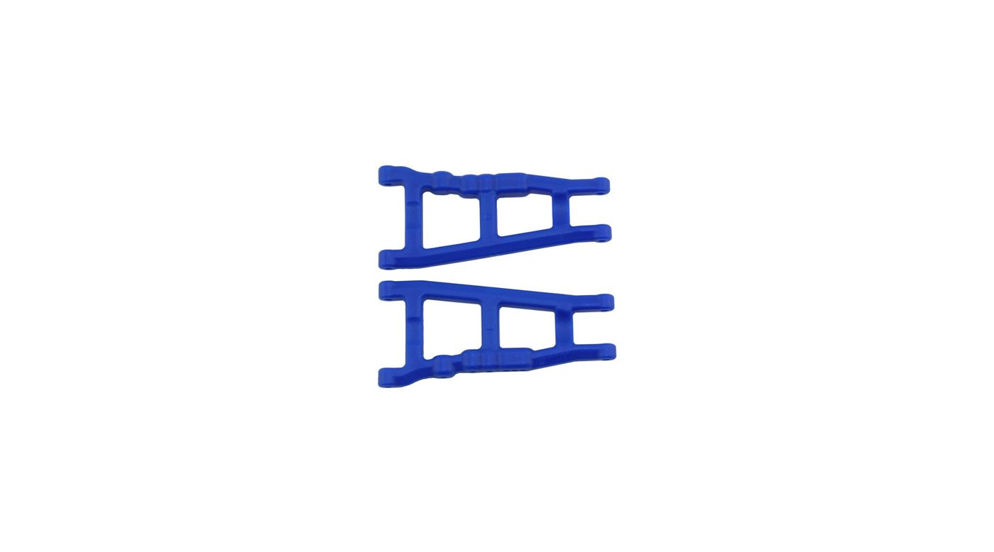 Image for Front or Rear A-arms, Blue: Slash 4x4, ST 4x4 from HorizonHobby