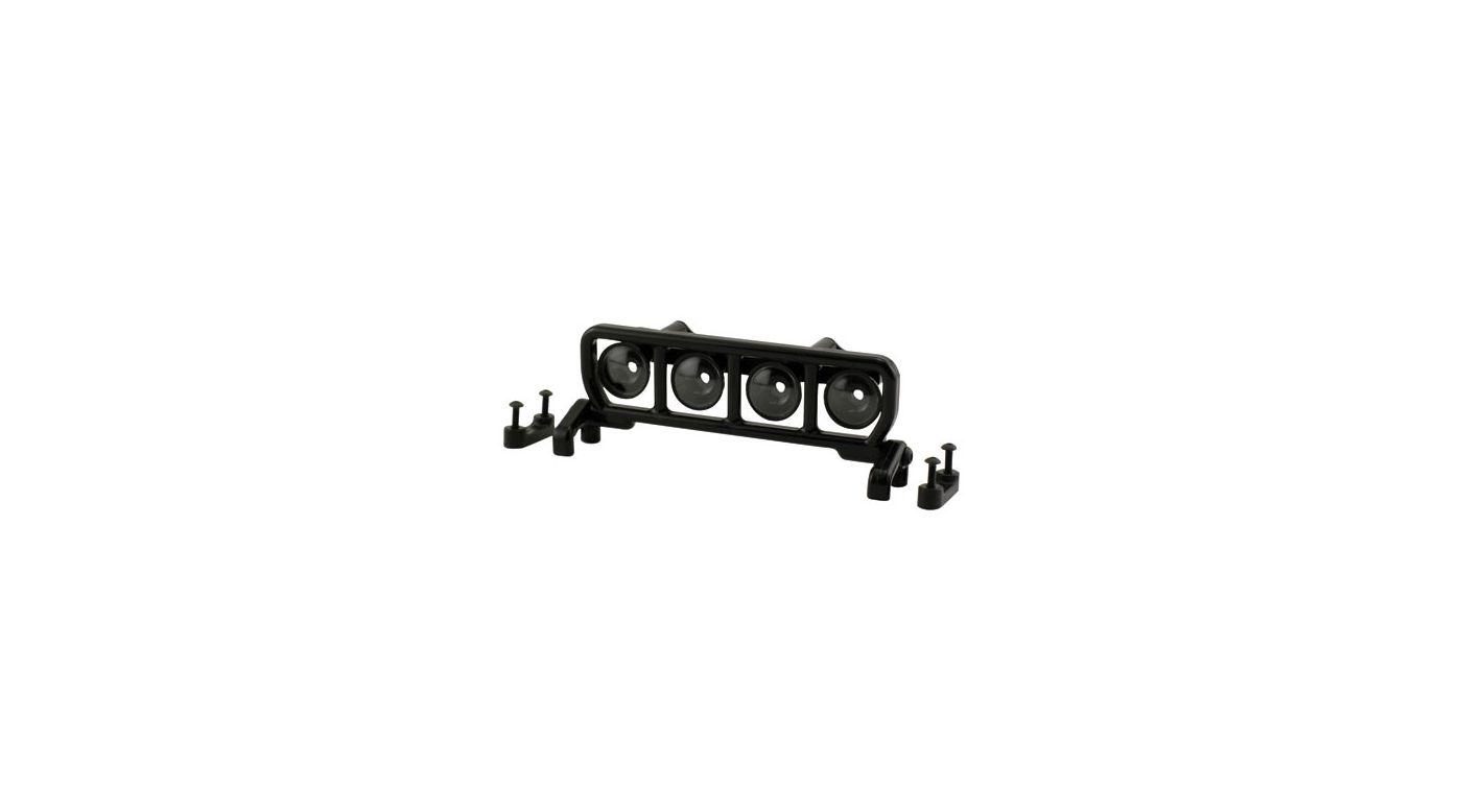 Image for Narrow Roof Mount Light Bar Set, Black from HorizonHobby