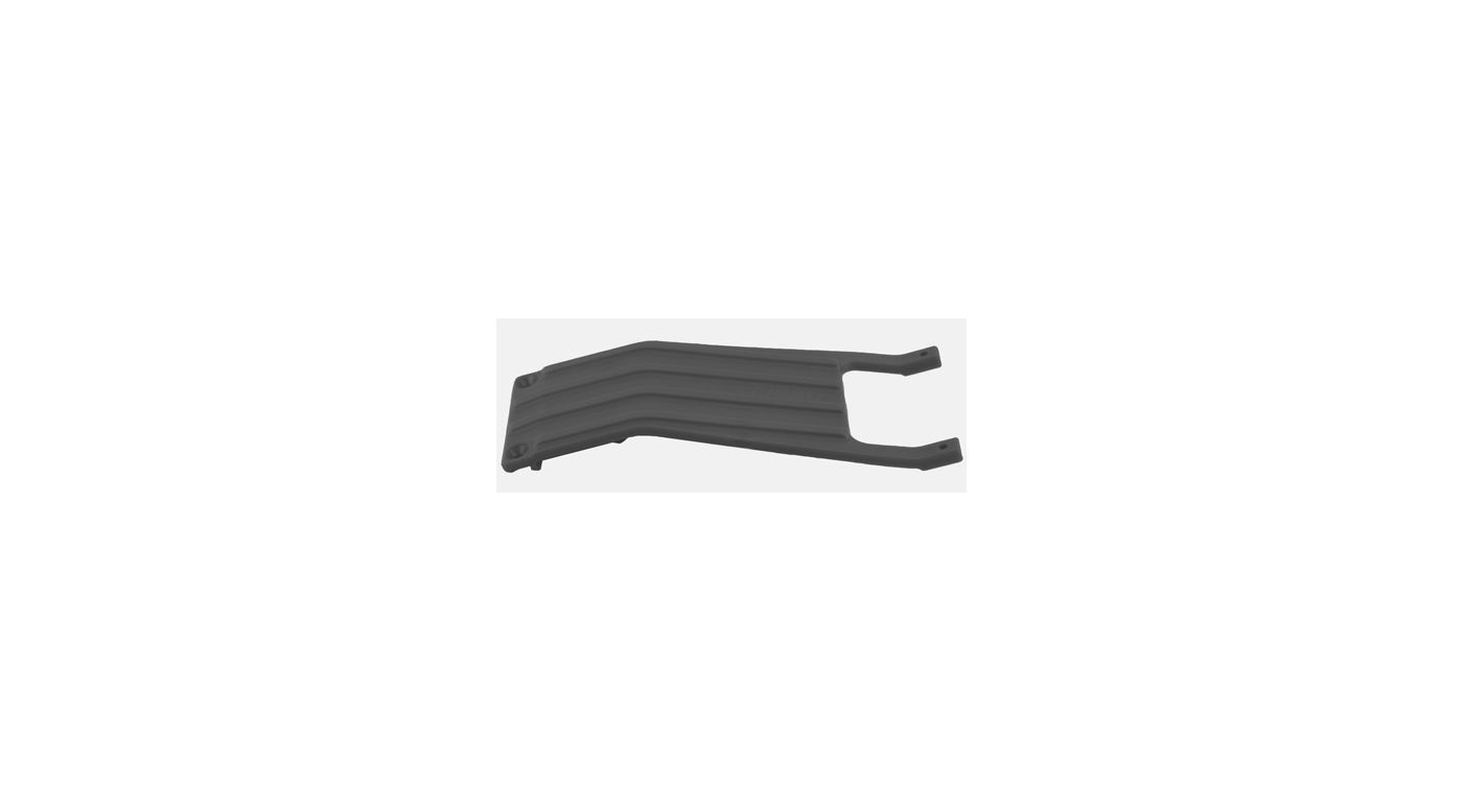 Image for Front Skid Plate, Gray: SLH from HorizonHobby