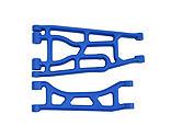 RPM - Upper and Lower A-arm Pair, Blue: Traxxas X-Maxx