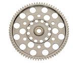 Robinson Racing Products - Steel Spur Gear, 72T: NRU, TMX