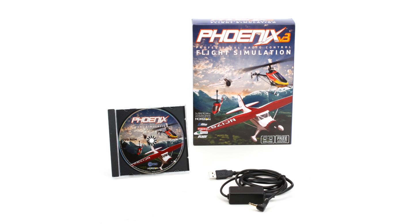 Phoenix R/C Pro Simulator Version 3 0 | HorizonHobby