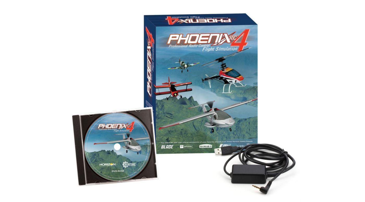 Image for Phoenix R/C Pro Simulator V4.0 from HorizonHobby