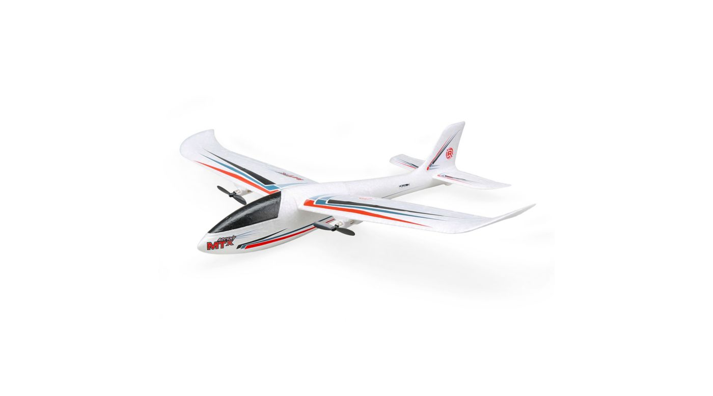 Image for Ascent Micro Twin X RTF from HorizonHobby