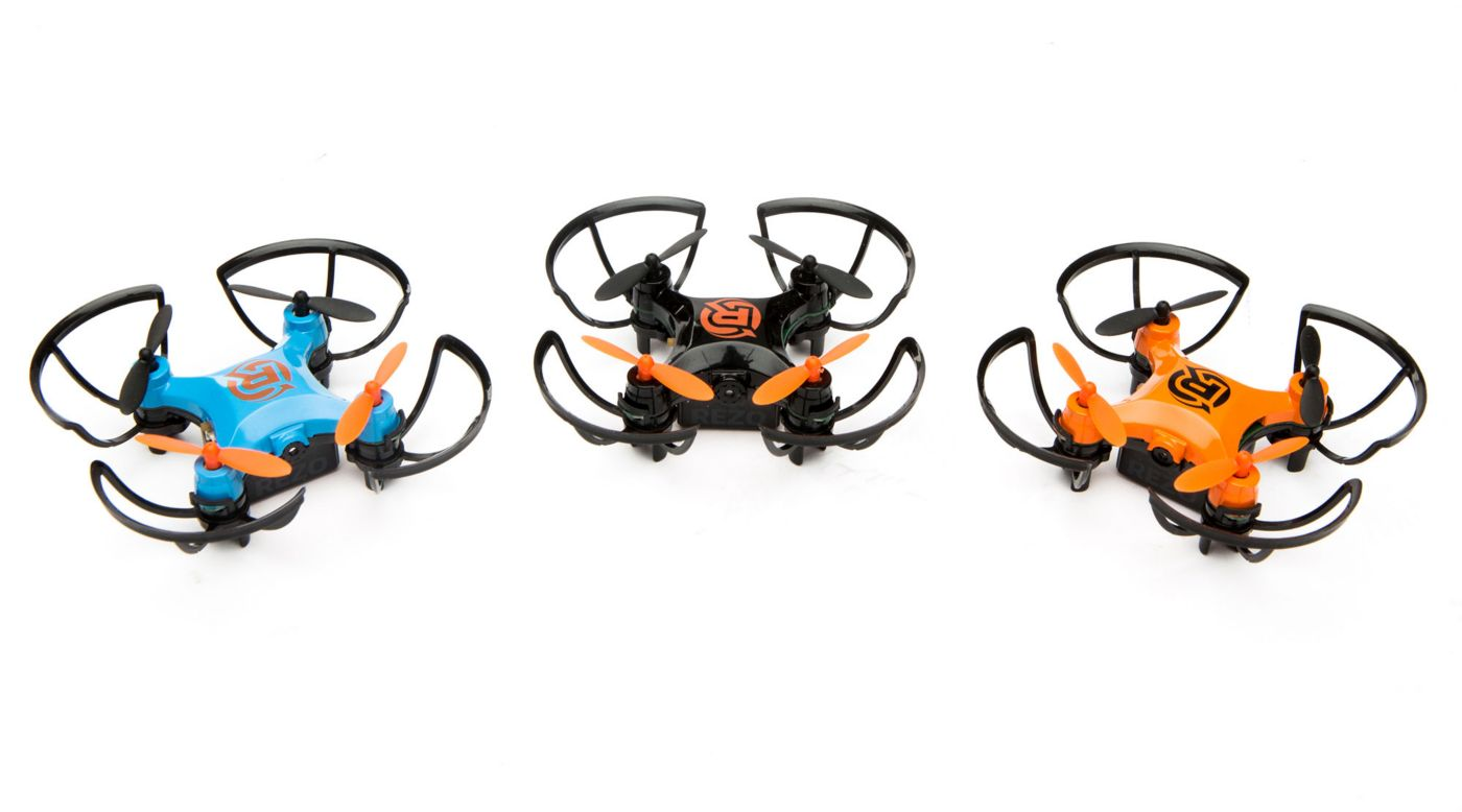 Image for Rezo Camera Micro Drone RTF from HorizonHobby