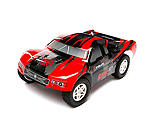Revolution - 1/18 Seismic 4WD Short Course Truck RTR Red/Black