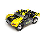 Revolution - 1/18 Seismic 4WD Short Course Truck RTR Yellow/Black
