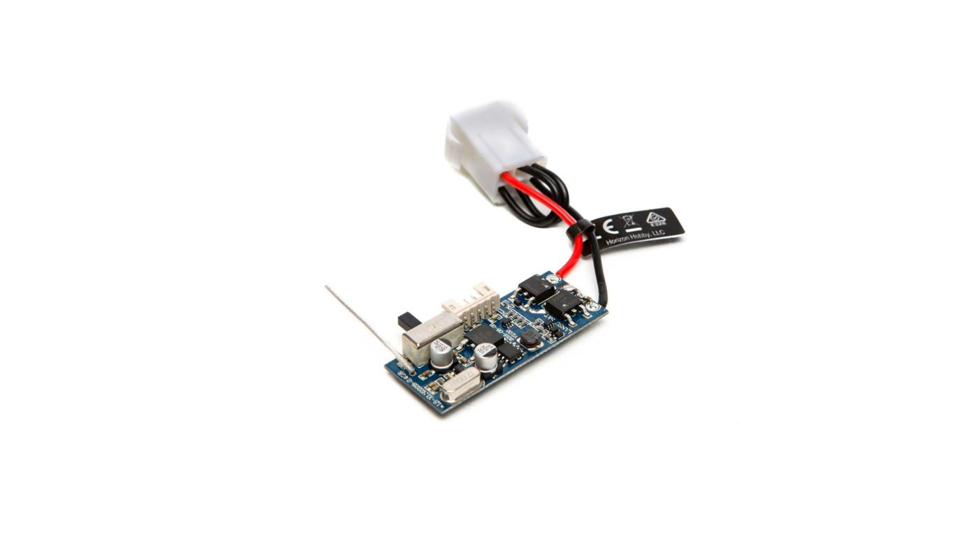 Image for 2.4GHz ESC/Receiver: 1/12 2WD Forge from HorizonHobby