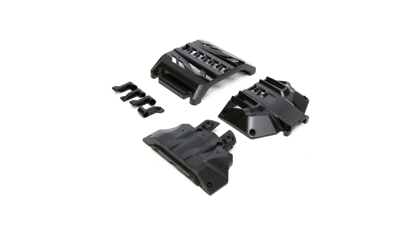 Image for Cover Latch Set: 1/12 2WD Forge from HorizonHobby