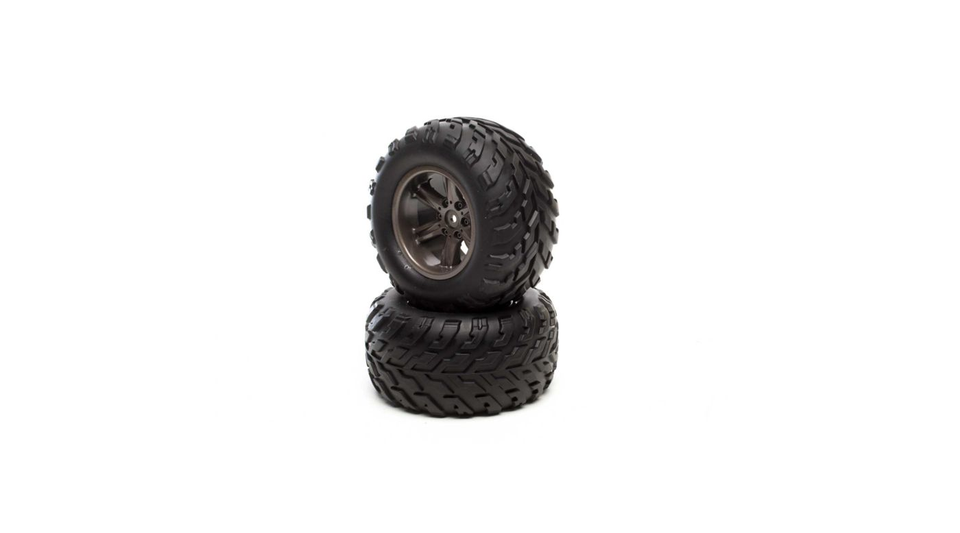 Image for Front and Rear Tire Permanent (2): 1/12 2WD Forge from HorizonHobby