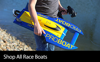 Shop All Racing RC Boats
