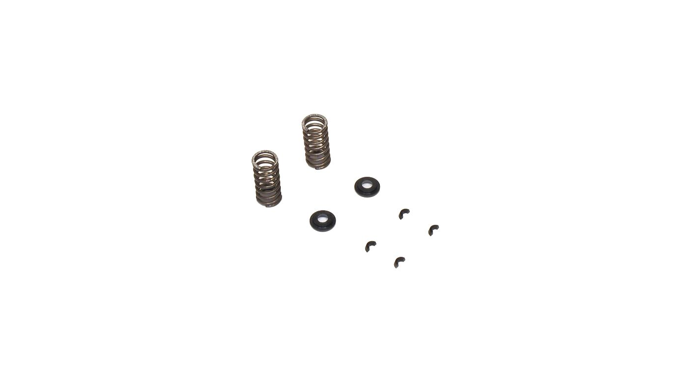 Image for Valve Spring/Keeper/Retainer: M-O, BB, CC, FF, HH, CC from HorizonHobby