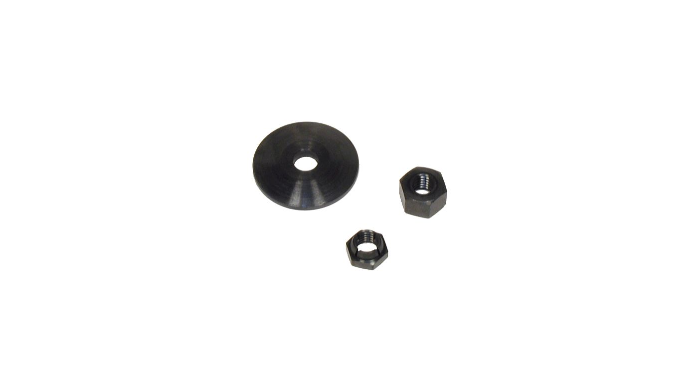 Image for Prop Washer/Nut/Lock: M-OKK,AZ,AT,BO,BP,BS from HorizonHobby