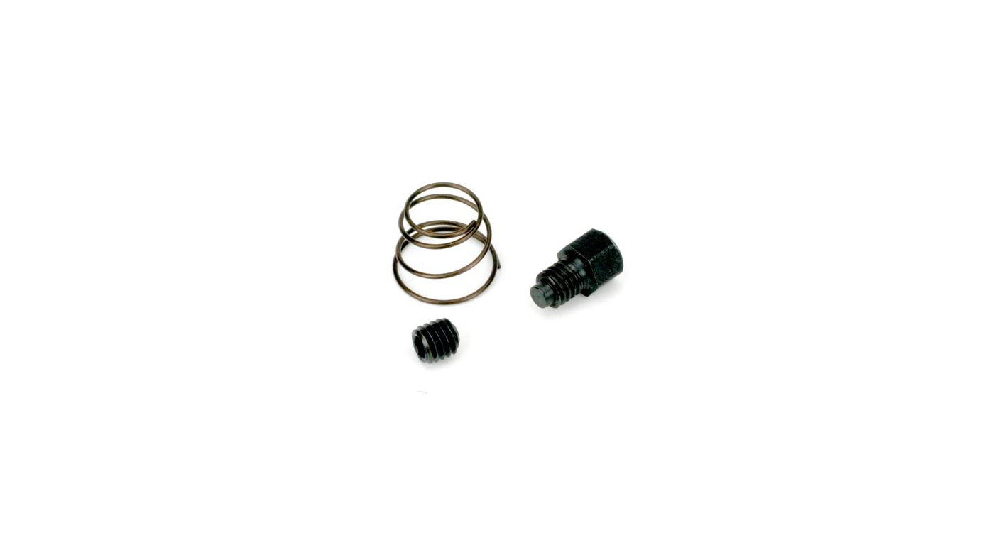 Image for Carb Screw & Spring Set:KK from HorizonHobby