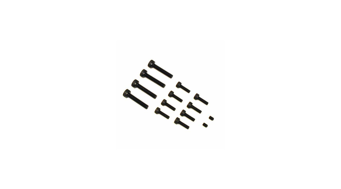 Image for Crankcase Screw Set:DD from HorizonHobby