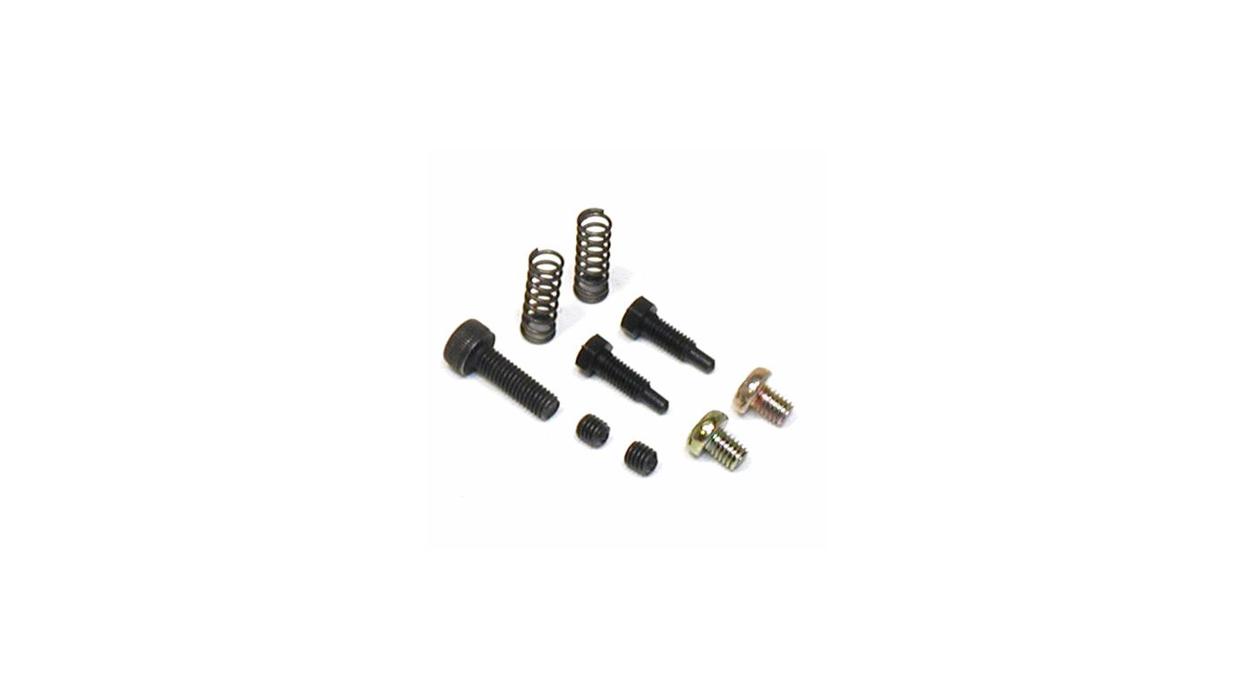 Image for Carb Screw/Spring Set:DD from HorizonHobby