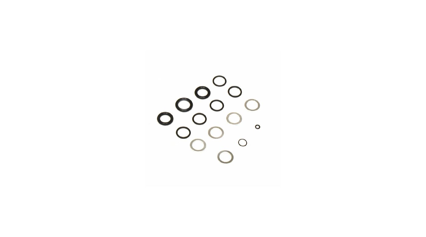 Image for Carburetor Gasket Set:X,Y from HorizonHobby